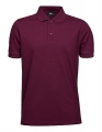 Koszulka polo męska Tee Jays Luxury Stretch Polo 1405 Wine.jpg