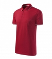 Koszulka polo męska Adler Perfection Plain 251 71-formula red.jpg
