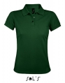 Koszulka polo damska Sol's Women´s Polo Shirt Prime 00573 Bottle Green.jpg