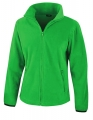 Damski polar firmowy Result Fashion Fit Outdoor Fleece R220F Vivid Green.jpg