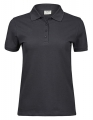 Koszulka polo damska Ladies Heavy Polo 1401 Dark Grey Solid.jpg