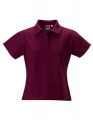 Koszulka polo damska Ladies´ Ultimate Cotton Polo R-577F-0 Burgundy.jpg
