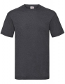 Koszulka t-shirt męska Fruit of The Loom Valueweight T 61-036-0 Dark Grey Heather.jpg