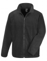 Męski polar firmowy Result Fashion Fit Outdoor Fleece R220M Black.jpg