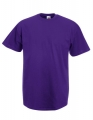 Koszulka t-shirt męska Fruit of The Loom Valueweight T 61-036-0 Purple.jpg