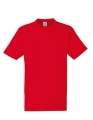 Koszulka t-shirt męska Fruit of The Loom Heavy Cotton T 61-212-0 Red.jpg