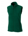 Damski bezrękawnik polarowy Russell Outdoor Fleece Gilet Z8720 Bottle Green.jpg