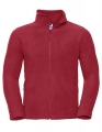 Polar męski Russell Outdoor Fleece Full-Zip R-870M-0 Classic RedC.jpg