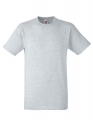 Koszulka t-shirt męska Fruit of The Loom Heavy Cotton T 61-212-0 Heather Grey.jpg
