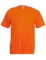 Koszulka t-shirt męska Fruit of The Loom Valueweight T 61-036-0 Orange.jpg