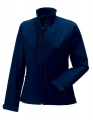 Damska kurtka softshell Russell Jacket R-140F-0 French Navy.jpg