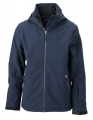 Kurtka zimowa męska James Nicholson Wintersport Softshell JN 1054 Navy.jpg