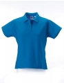 Koszulka polo damska Ladies´ Ultimate Cotton Polo R-577F-0 Azure Blue.jpg