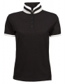 Koszulka polo damska Ladies Club Polo 1403 Dark Grey Solid White Light Grey Black White Light Grey.jpg