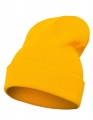 Czapka reklamowa beanie Flexfit Heavyweight Long 1501KC gold.jpg