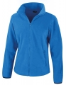 Damski polar firmowy Result Fashion Fit Outdoor Fleece R220F Electric Blue.jpg