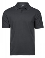 Koszulka polo męska Heavy Polo 1400 Dark Grey Solid.jpg