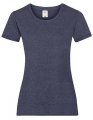 Koszulka t-shirt damska Fruit of The Loom Valueweight T Lady-Fit 61-372-0 Vintage Heather.jpg
