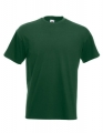 Koszulka t-shirt męska Fruit of The Loom Super Premium 61-044-0 Bottle Green.jpg