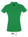 Koszulka polo damska Sols' Women´s Polo Shirt Perfect 11347 Kelly Green.jpg