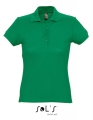 Koszulka polo damska Sol's Women´s Polo Passion 11338 Kelly Green.jpg