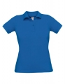 Koszulka polo damska Polo Safran Pure Women PW455 Royal Blue.jpg