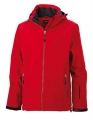 Kurtka zimowa męska James Nicholson Wintersport Softshell JN 1054 Red.jpg
