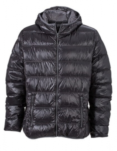 Kurtka puchowa męska James Nicholson Men's Down Jacket