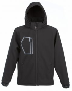 Kurtka softshell James Ross Bolzano