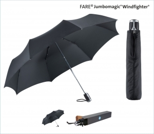 Parasol automatyczny FARE®-Exclusive Jumbomagic® Windfighter® 5605