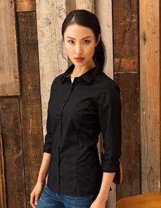 ae6dabe724 Koszula damska casual z długim rękawem Premier Workwear Friday
