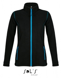 Polar damski Sol's Micro Fleece Zipped Jacket Nova Women
