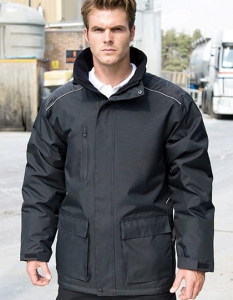 Kurtka męska Result Vostex Long Coat