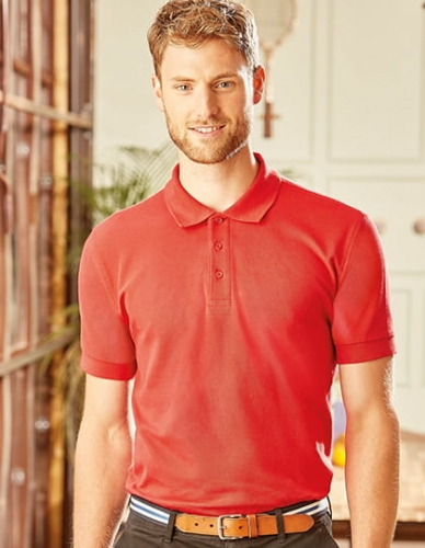 Koszulka polo męska Men´s Ultimate Cotton Polo R-577M-0.jpg