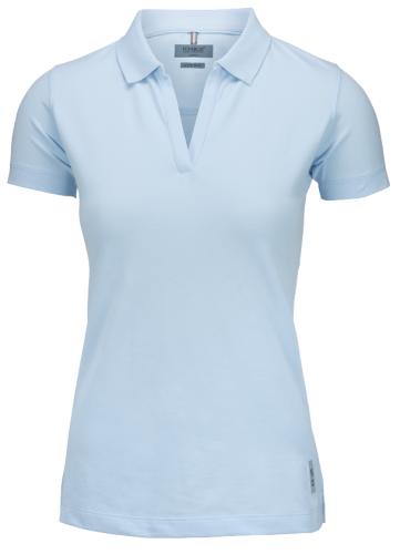 99fea89a632e26 Koszulka polo damska Nimbus Harvard Odzież firmowa z nadrukiem ...