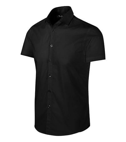 Koszula męska Slim Fit z krótkim rękawem Malfini Dynamic  1ohsn
